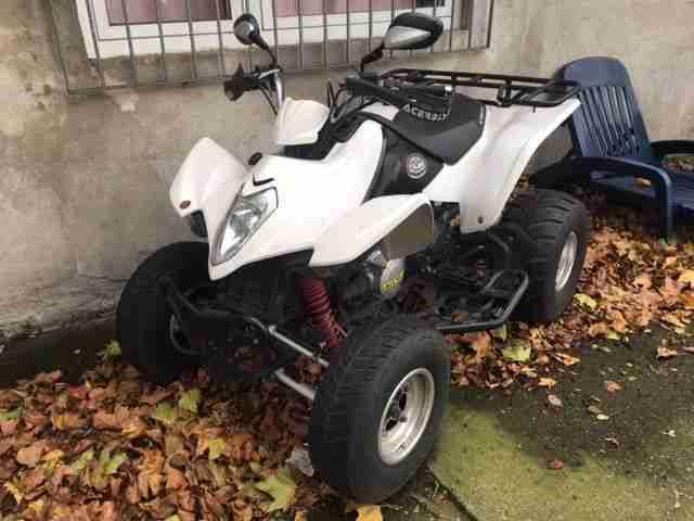 Kymco L3 Maxxer 300
