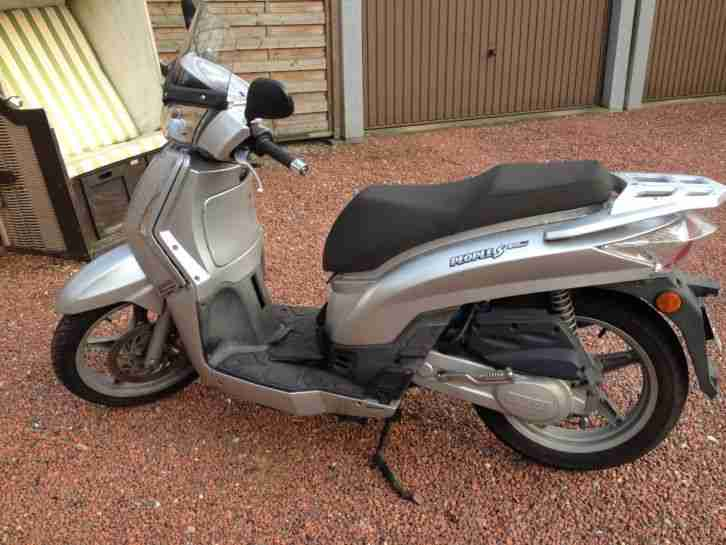 Kymco People S 504 T 25ér