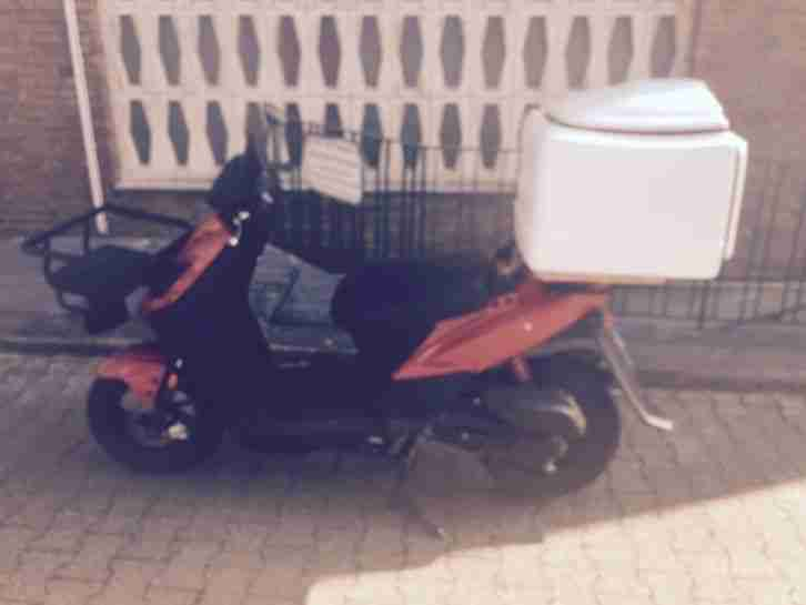 Lieferroller Transportroller Kymco Agility Carry 50
