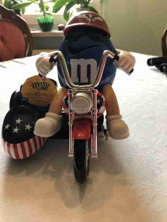 M&M Motorrad Original USA Ware