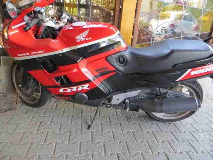 MOTORRAD HONDA SC24 CBR 1000 F