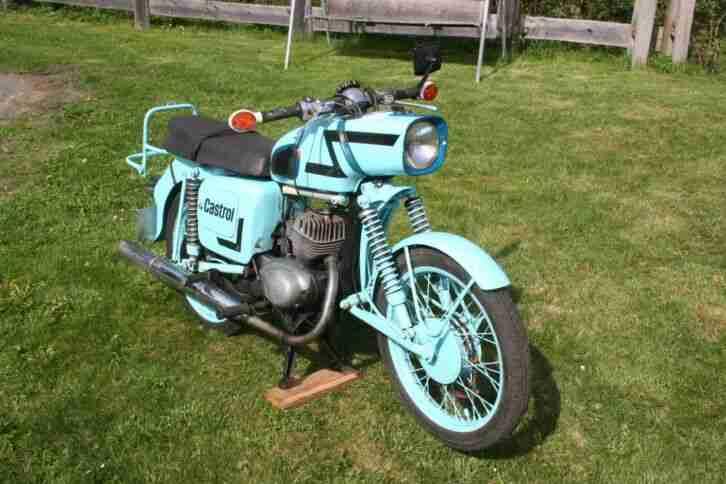 MZ ES 150 1 Bj 1972 komplett Garagenfund keine Trophy, TS od. ETS