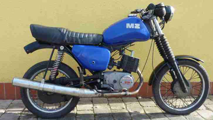 MZ ETZ 150ccm