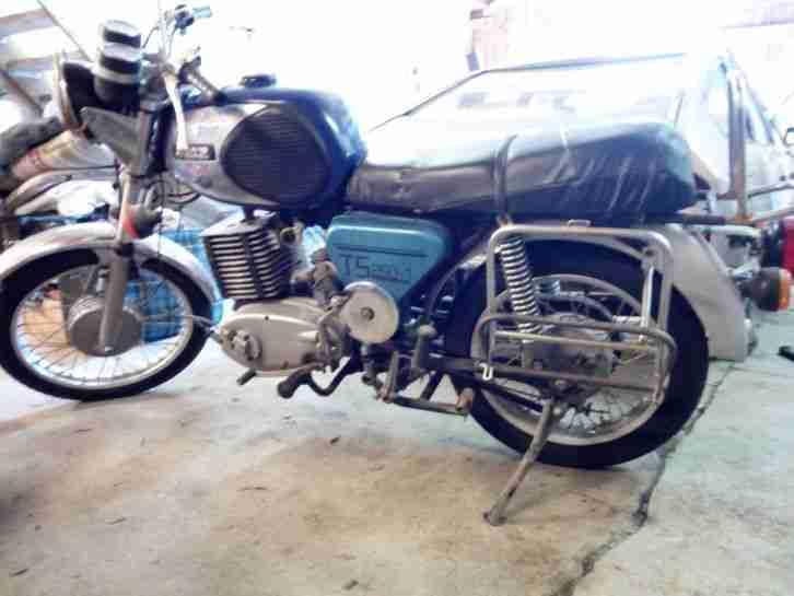 MZ TS 250