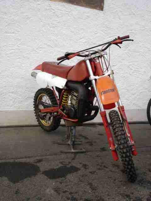 Maico 490 Motocross Oldtimer Cross no KTM - Bestes Angebot von Old ... fecc7e3531