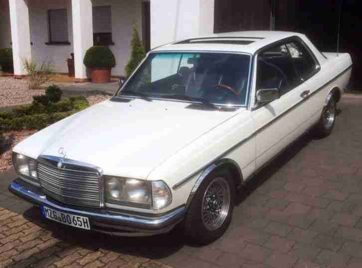 Mercedes W123 Ce Coupe