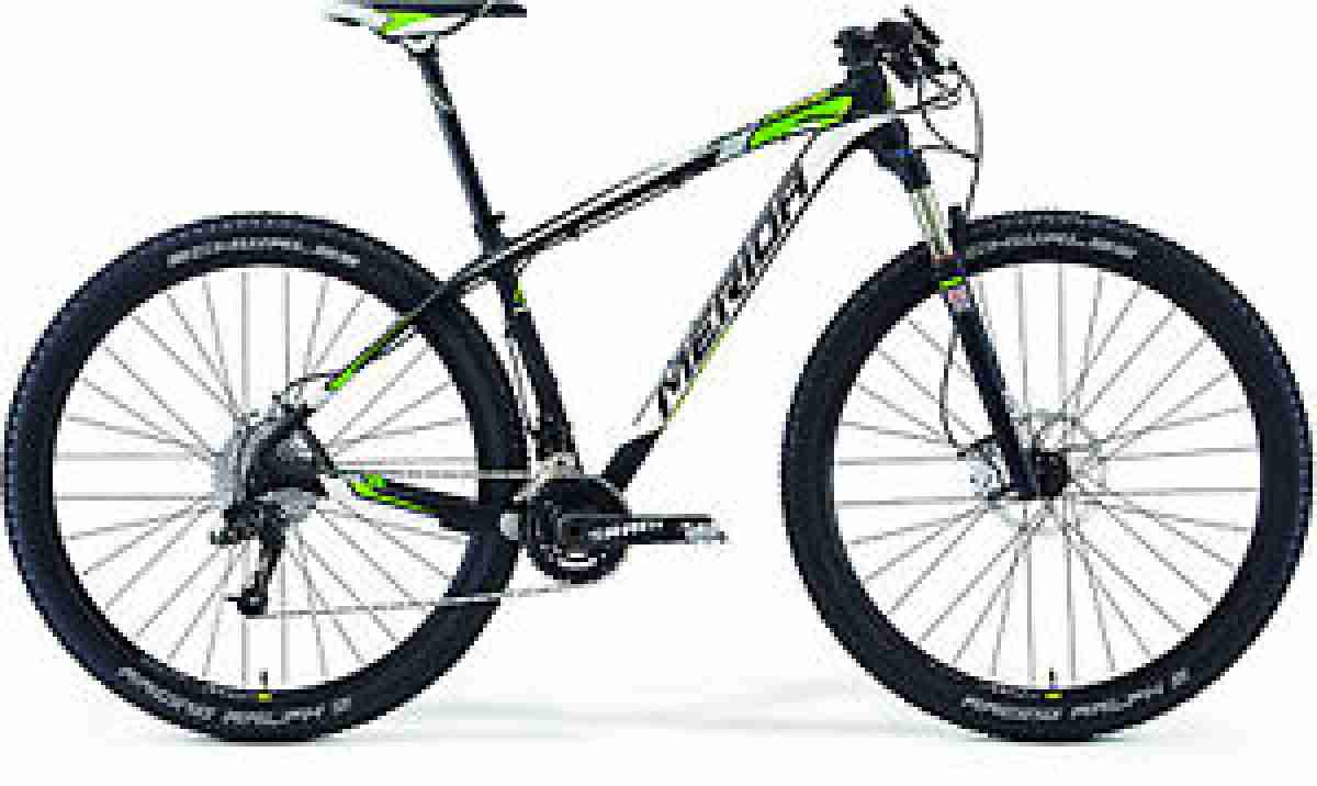 Merida BIG Nine CF XO Edition RH 21 2014 MTB
