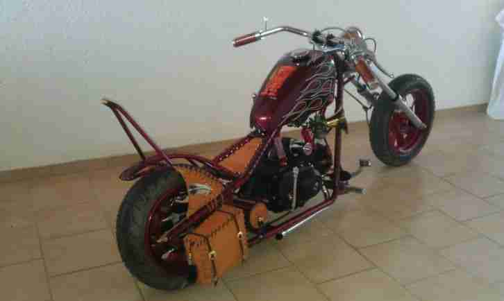 Mini Custom Chopper