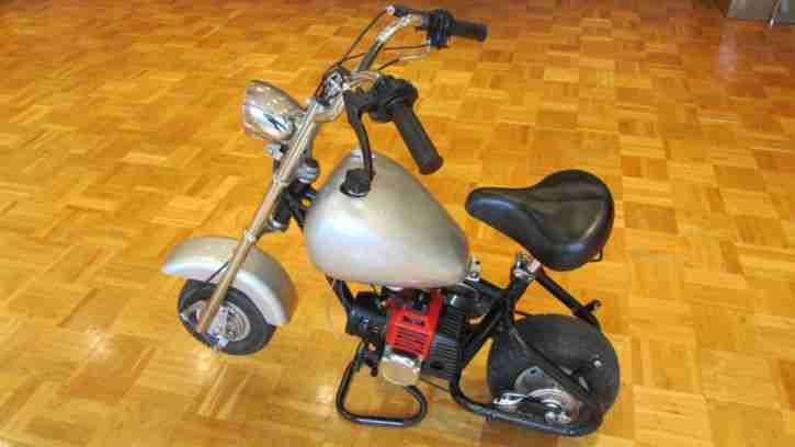 mini motorrad pocket bike selten ohne bestes angebot. Black Bedroom Furniture Sets. Home Design Ideas