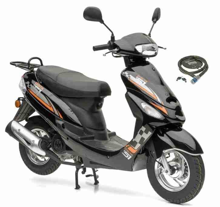 Mofaroller 49 Ccm 25 Km H Euro 4 Nova Motors Technik & Freizeit Mofas