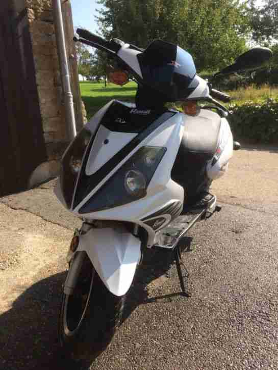 Moped 50 Ccm