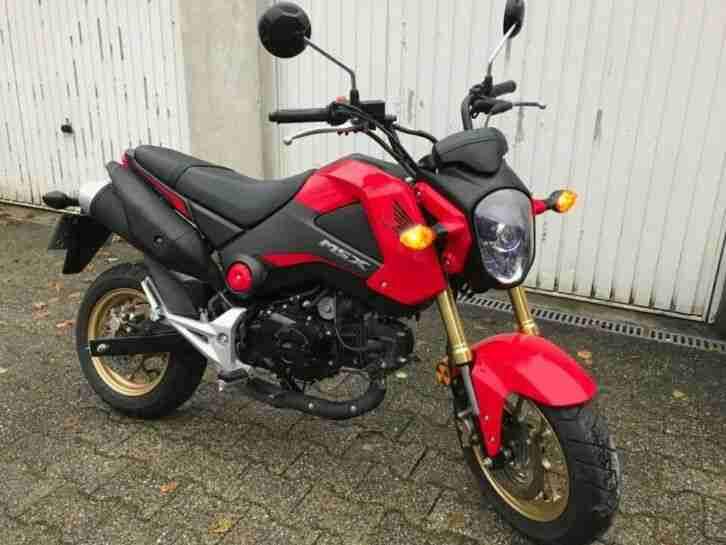 Moped Honda MSX 125 zu verkaufen