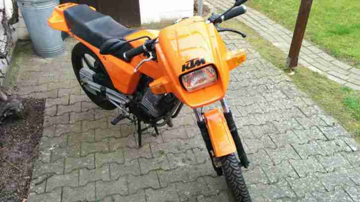 Moped 80 PL (ProLever) Bj. 1984