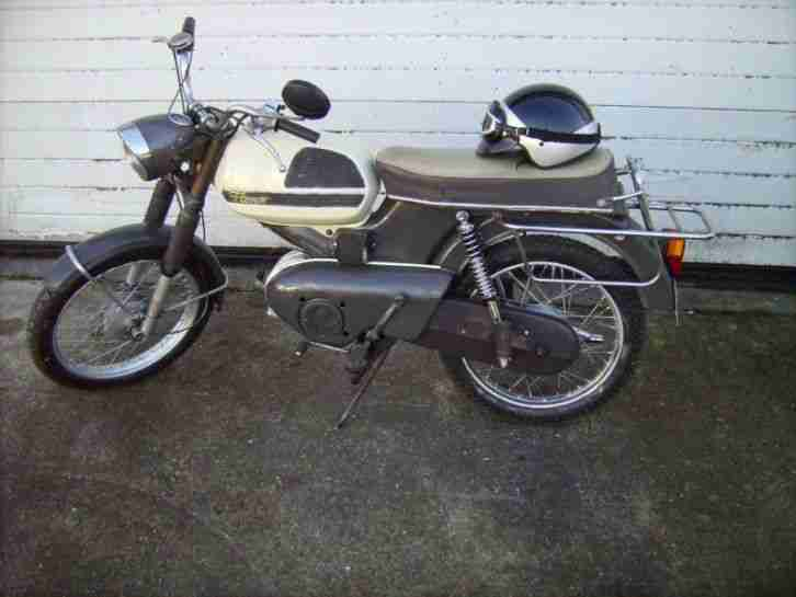 Moped Florett K 54 32 D