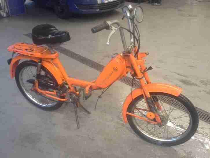 moped kreidler mp2 automatik bestes angebot von kreidler. Black Bedroom Furniture Sets. Home Design Ideas