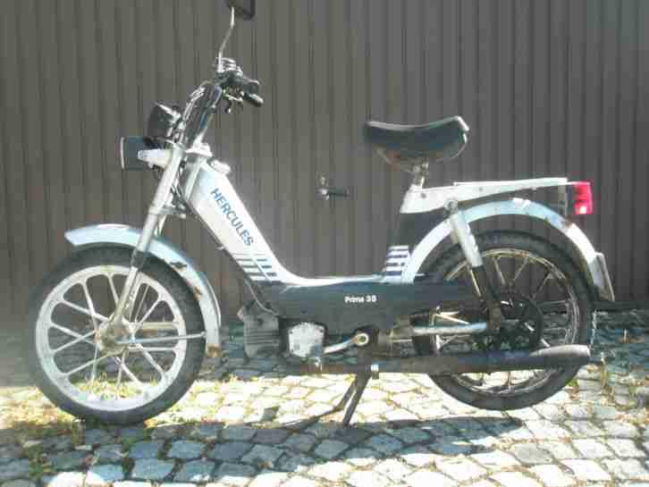 moped mofa hercules prima 3s hercules. Black Bedroom Furniture Sets. Home Design Ideas