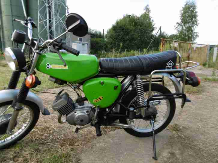 Moped S50