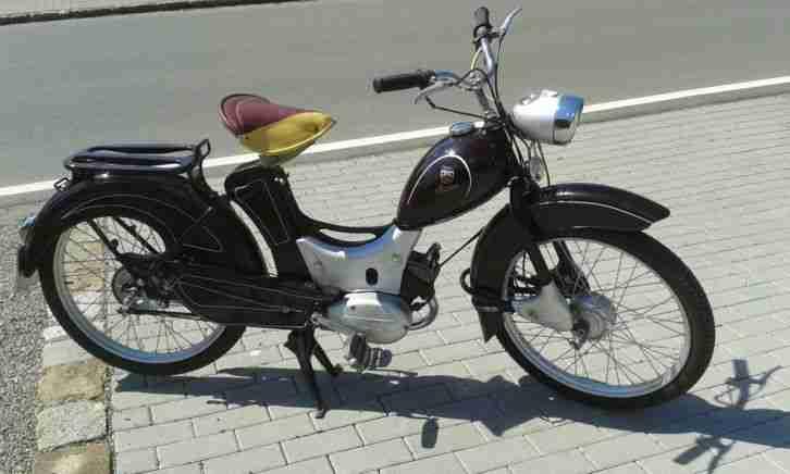 moped sr 2 general berholt motor neue reifen bestes. Black Bedroom Furniture Sets. Home Design Ideas