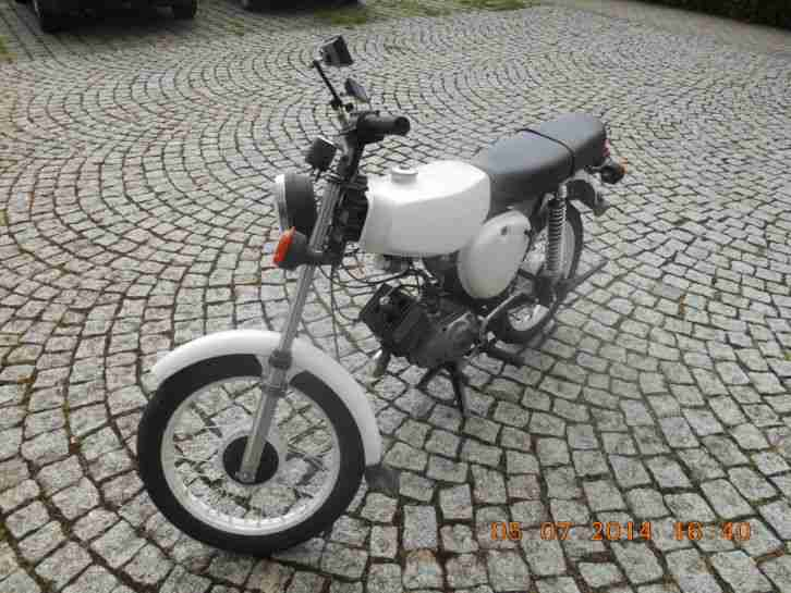 Moped Simson S 51 B 1 3 , Bj.1981 , Kmstd.
