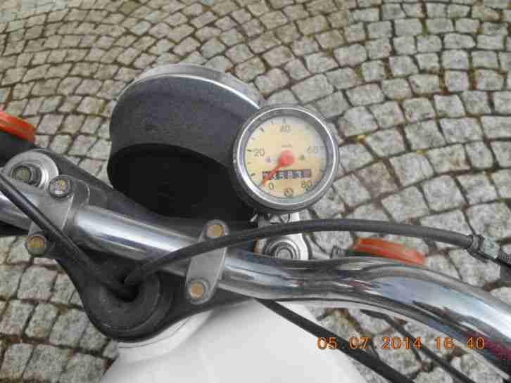 Moped Simson S