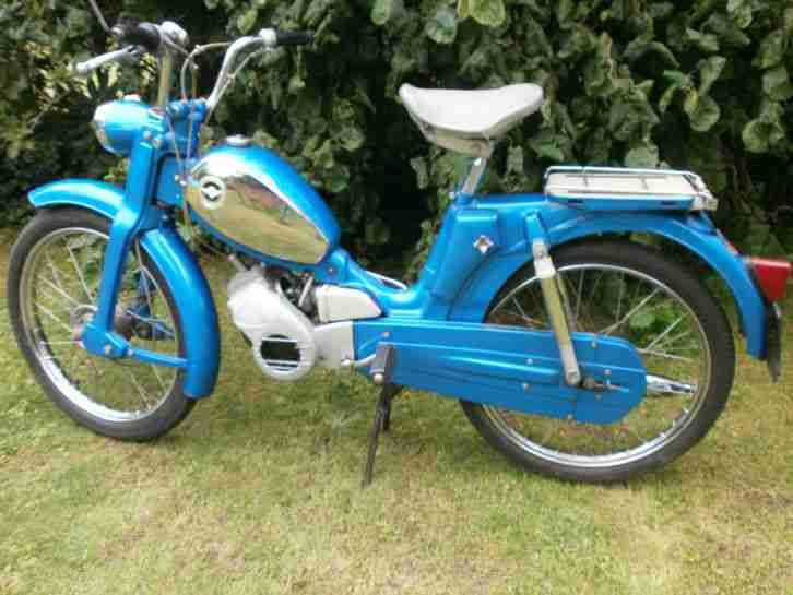 Moped M50 1976 Originalzustand mit