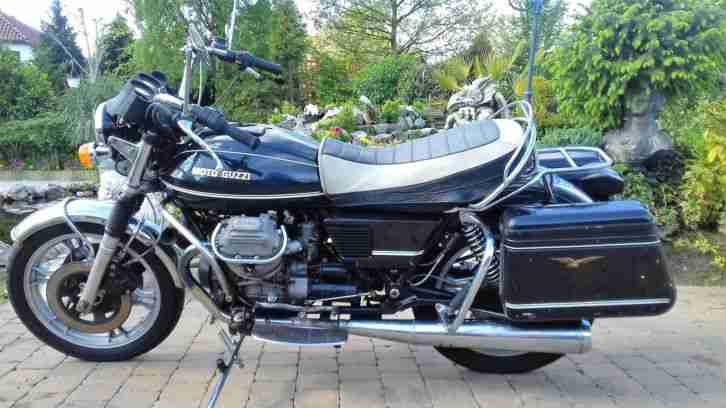 Moto Guzzi 1000SP