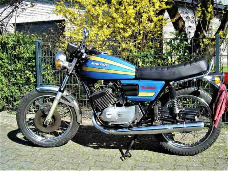 Moto Guzzi 250 TS