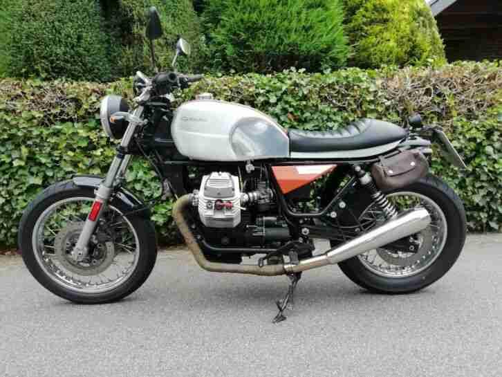 Moto Guzzi 750 Cafe racer