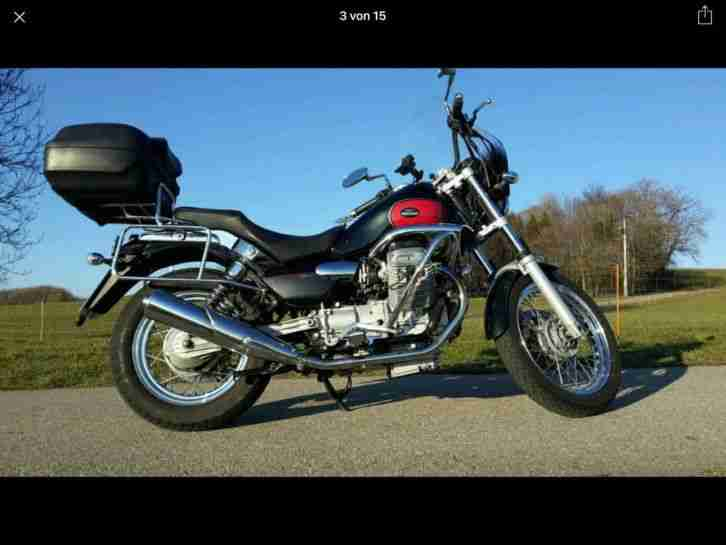 Moto Guzzi 750 i.E Nevada Classic