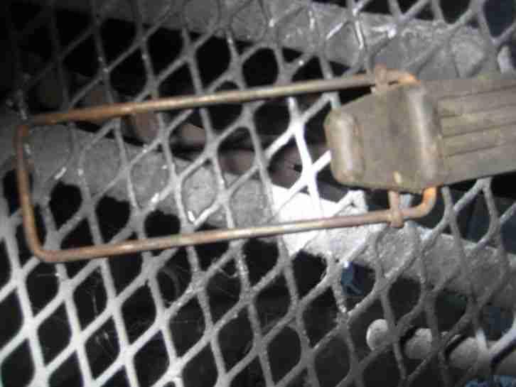Moto Guzzi Bateriehalter gummi Spangummi incl Abstandshlater