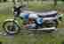 Moto Guzzi Benelli 125 2C 4T zum restaurieren. Incl. neuem Ersatzmotor