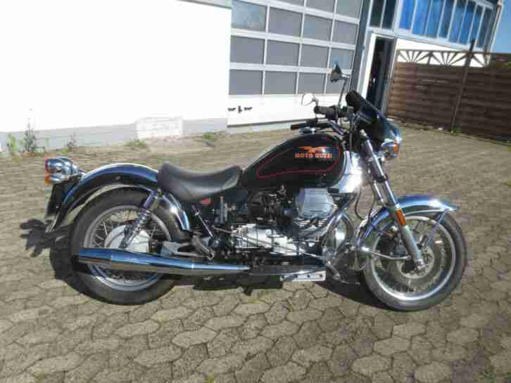 California 3 Chopper Bobber Umbau