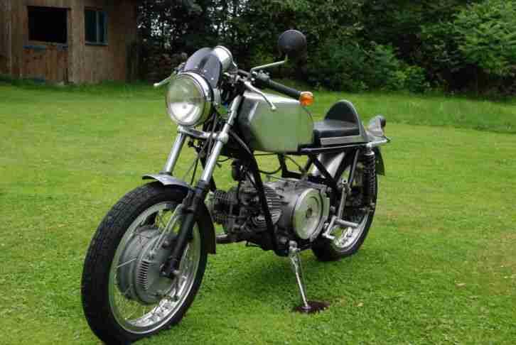 Moto Guzzi Falcone Cafe Racer, Oldtimer
