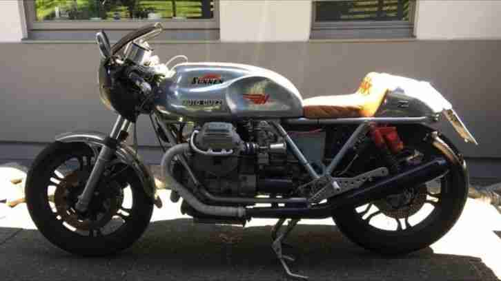 Moto Guzzi Le Mans 2, Zagato Replika