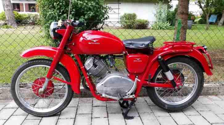 Moto Guzzi Lodola 175ccm