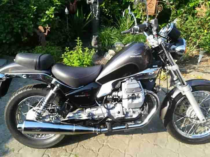 Moto Guzzi Nevada 750 Ez.2005 Tüv6 19 Erst32000km