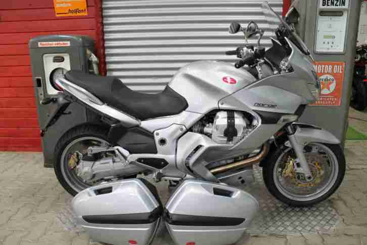 Moto Guzzi Norge 1200 ABS 1.Hand