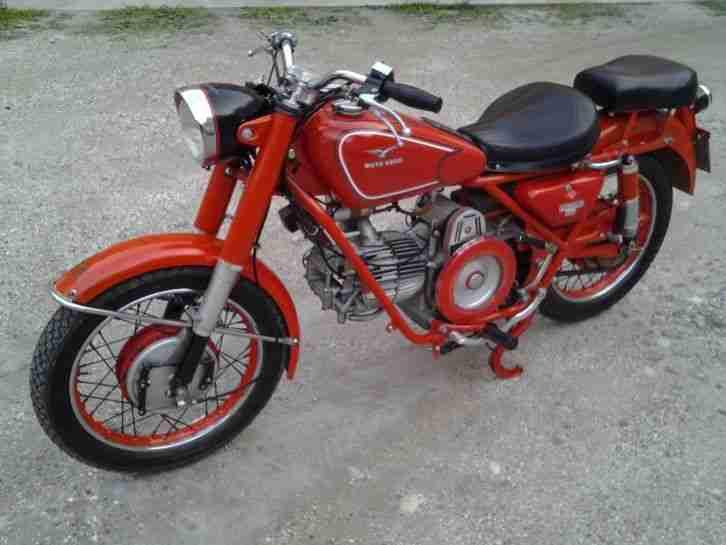Moto Guzzi Nuovo Falcone 500 Oldtimer b.München