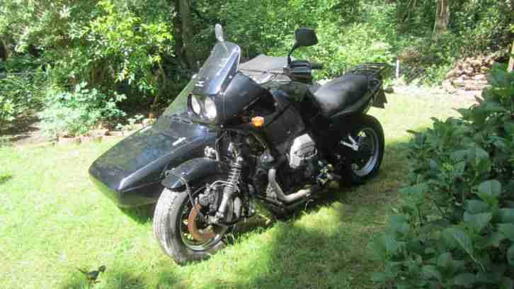 Moto Guzzi Quota 1000 Gespann (Beschädigt)