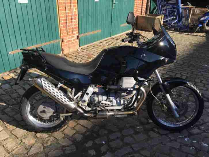 Moto Guzzi Quota 1100 ES 1.Hand erst 36000 KM !!