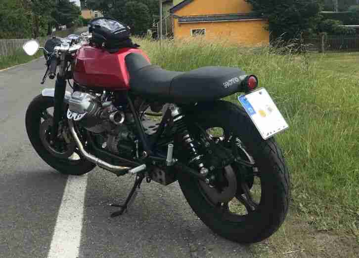 Moto Guzzi SP1000 Le Mans Rundmotor Tonti