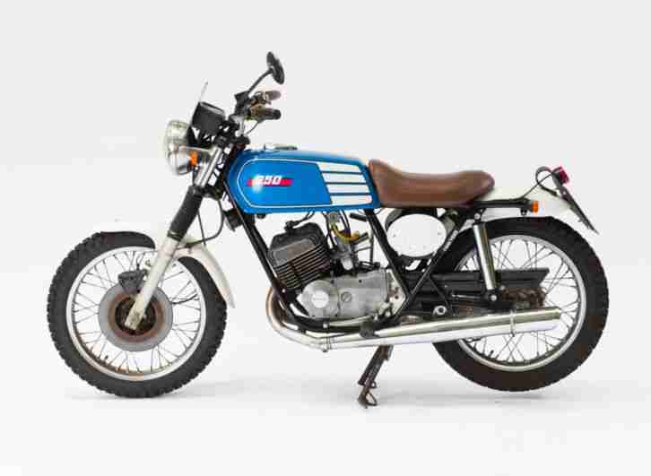 Moto Guzzi TS 250 TOP