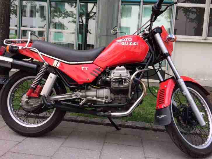 Moto Guzzi V35 TT