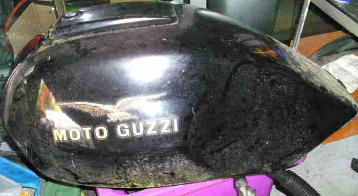 Moto Guzzi V50 Lario, in Teilen