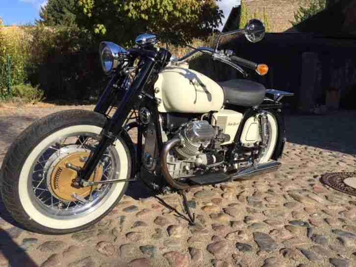 Moto Guzzi V7 Ambassador Spezial Custom