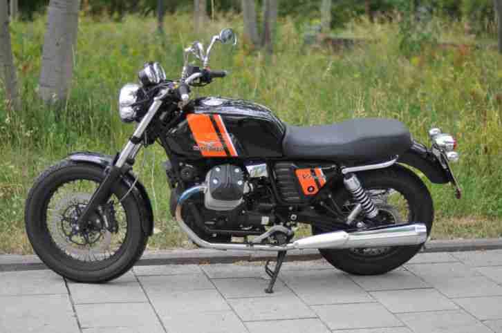 Moto Guzzi V7 Special Der Retro Klassiker aus Italien