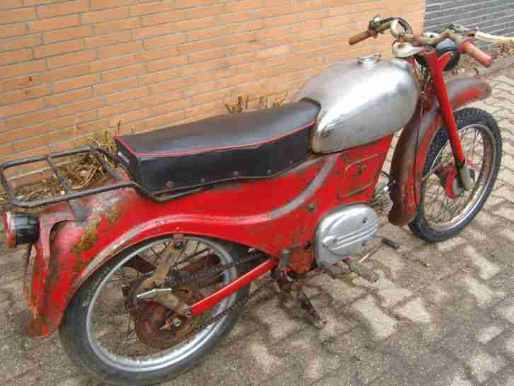 Moto Guzzi Zigolo 98 , Oldtimer