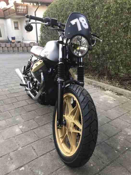 Moto Guzzi v7 Café Racer