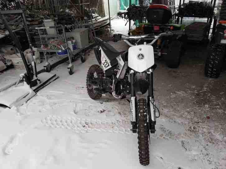 motocross pitbike 125ccm bestes angebot von sonstige marken. Black Bedroom Furniture Sets. Home Design Ideas