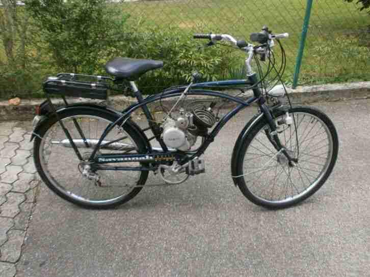 Motor Fahrrad 98 Sachs Motor Bj. 1937 1938 keine Wanderer 98 Sachs Unikat